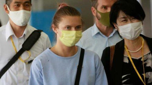 Flugänderung wegen Sicherheitsbedenken bei weißrussischer Sprinterin Timanowskaja