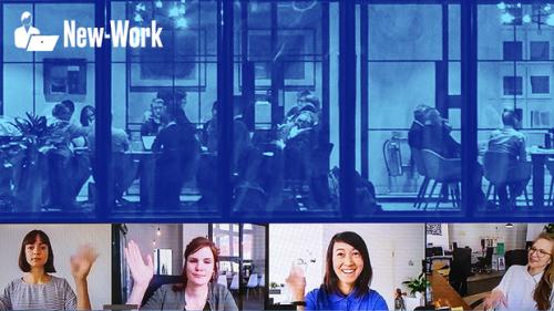 New Work: 7 Tipps für hybride Meetings