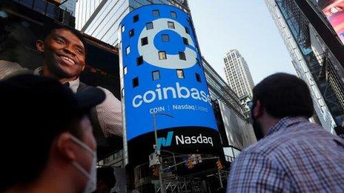 Kryptowährungen: Coinbase-Aktie wird ab Freitag vom Handel ausgesetzt