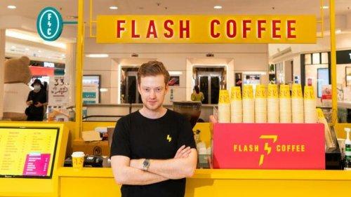 Flash Coffee: Mit diesem Start-up machen Rocket Internet und Delivery Hero Starbucks in Asien Konkurrenz