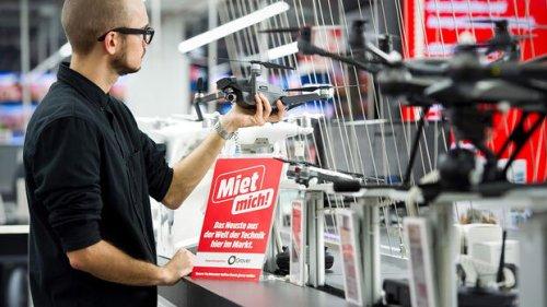 Elektrogeräte: Verleih-Start-up Grover sammelt 60 Millionen Euro ein – Dreifach-Abo soll Kunden binden