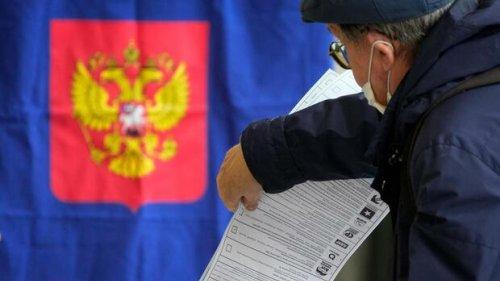 Russland: Geringe Beteiligung an Parlamentswahl