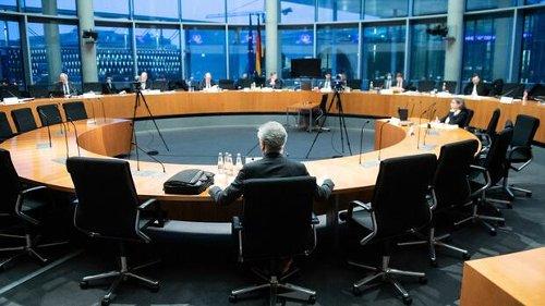 Bilanzskandal: Showdown im Bundestag: Altmaier, Scholz und Merkel vor dem Wirecard-Ausschuss