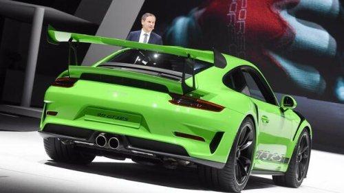 Alternative Kraftstoffe E-Fuels: Wie Porsche den 911er retten will