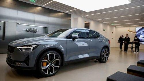 Volvo-Tochter: Premium-Elektromarke Polestar holt sich frisches Kapital