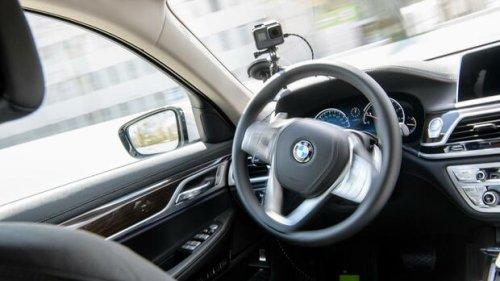 VW, Daimler und BMW: Autohersteller kontern beim autonomen Fahren