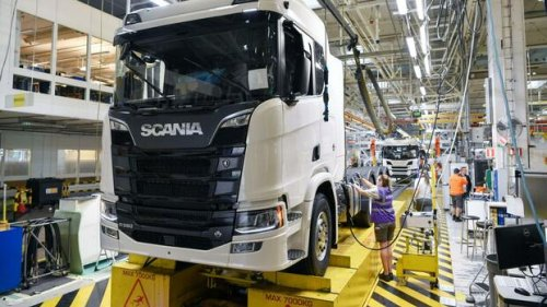 VW-Tochter für Busse und LKWs – Traton erlebt Auftragsboom