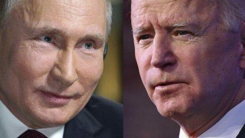 Putin und Biden senden vor Krisentreffen frostige Signale
