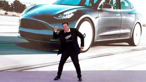 Tesla mit Rekord-Quartalsgewinn von 1,6 Milliarden Dollar