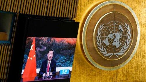 Bekenntnis zu mehr Klimaschutz – China will keine neuen Kohlekraftwerke im Ausland mehr bauen