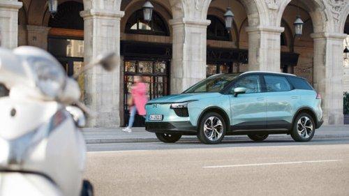 Automesse Schanghai: Nio, Aiways, Xiaopeng – Wie Chinas Elektroauto-Hersteller derzeit Europa erobern