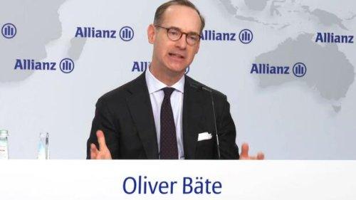 Versicherungskonzern: Allianz steigert Ergebnis um 45 Prozent auf 3,3 Milliarden Euro