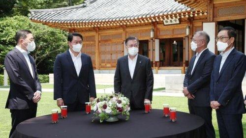 Korea: Wie Staat und Konzerne Zukunftsbranchen besetzen