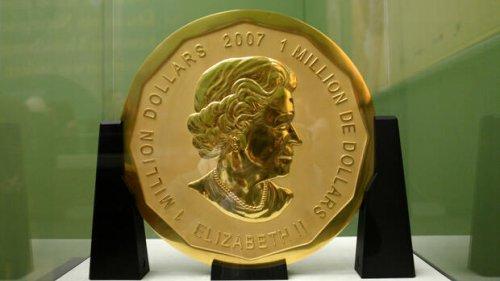Brazen Heist: Giant Coin Stolen from Berlin's Bode Museum