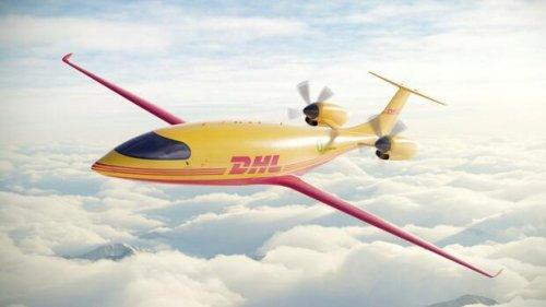 Deutsche Post will mit Elektroflugzeugen Treibhausgase vermeiden