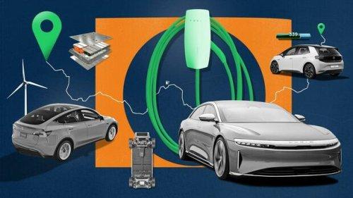 Fünf Wege, wie Elektroautos mehr Reichweite bekommen