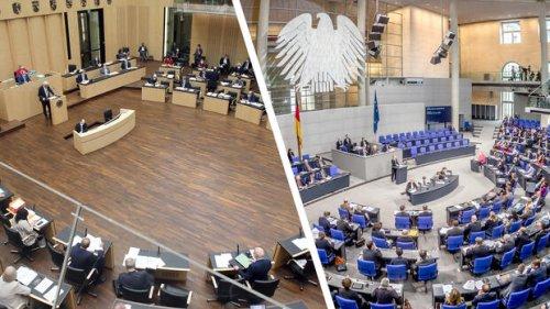 Bundestagswahl 2021: Unterschied zwischen Bundestag und Bundesrat