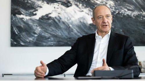 """Roland Busch treibt die Transformation von Siemens voran: """"Wir werden immer mehr Software verkaufen"""""""