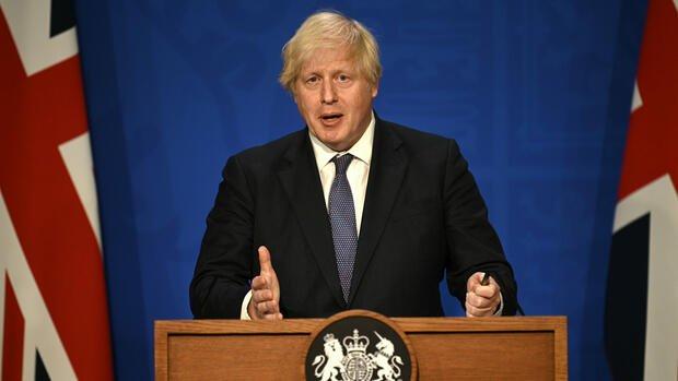 UK Corona-Lockerung: Boris Johnsons Freedom Day wird zur Farce