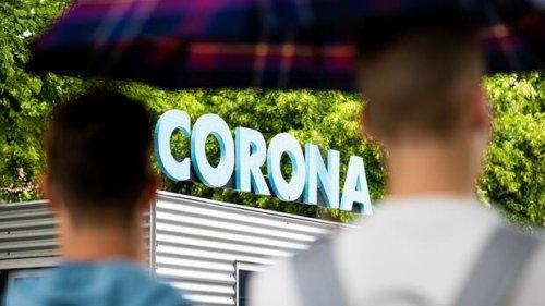 Corona-Zahlen in Deutschland