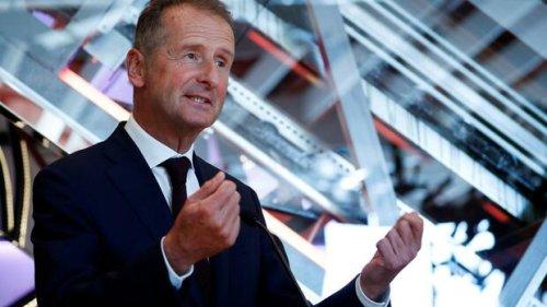 VW: Herbert Diess löst Eklat aus – Streit um Werk Wolfsburg