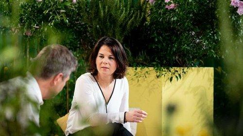 Mit 98,6 Prozent: Grüne küren Annalena Baerbock zur ersten Kanzlerkandidatin ihrer Geschichte