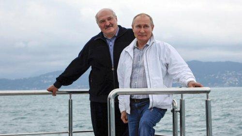 So wehrt sich Weißrusslands Machthaber gegen die EU-Sanktionen