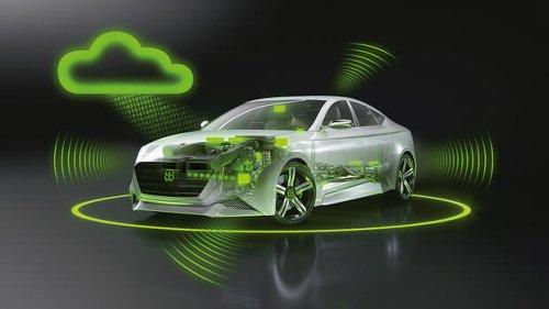 Autozulieferer: Continental kooperiert mit Amazon bei der Entwicklung von Auto-Software