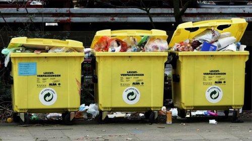 Verpackungsmüll auf Rekordwert – Private Verbraucher produzieren 107 Kilo pro Kopf