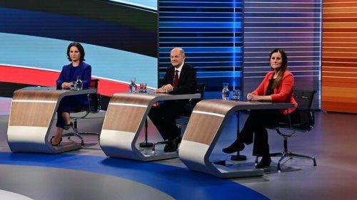 Schlussrunde: Drei Aha-Erlebnisse der Elefantenrunde bei ARD und ZDF