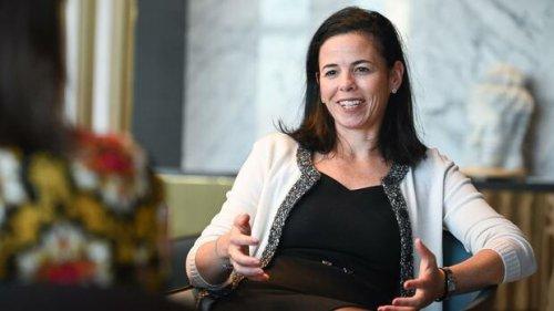 Deutsche Bank: Amerika-Chefin Riley über neue Büros in New York und Green Bonds