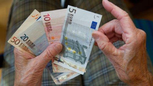 Ab welcher Höhe auch auf die Rente Steuern anfallen