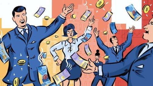 Die Lohnliste 2021: So viel verdienen Chefs in den wichtigen Schweizer Branchen