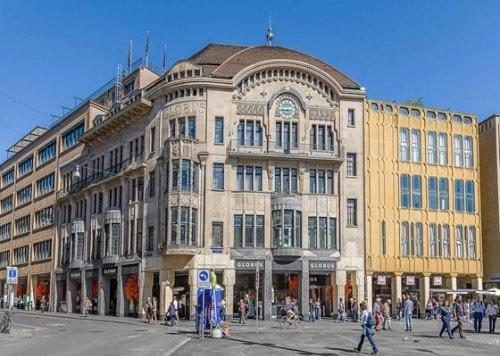 Warenhaus-Streit: In Basel geraten Globus und Grieder aneinander   HZ