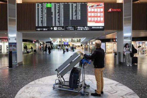 Flughafen Zürich lässt viele Touristen gar nicht erst abfliegen | HZ