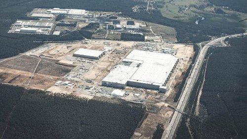 Deutschland-Fabrik von Tesla verzögert sich | HZ