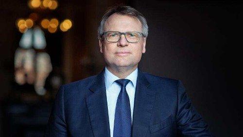 Dr. Peter Raskin, CEO und Partner Bergos AG, würde gerne das Glück seiner Familie versichern | HZ Insurance