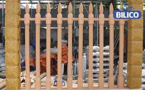 Bàn giao công trình hàng rào vệ sĩ gia đình chị Tâm - Bắc Ninh