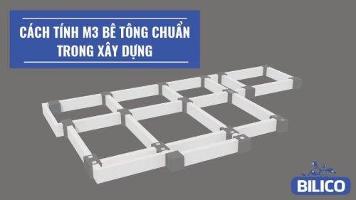 Cách tính m3 bê tông trong xây dựng [Nhất Định Phải Biết]
