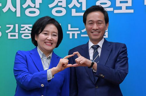 우상호·박영선, 안철수·금태섭…'3·1 승부' 누가 웃을까
