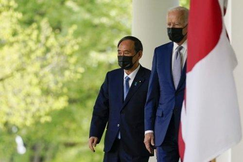 """미일정상 """"北 완전한 비핵화 약속 재확인…한·미·일 협력 필수"""""""