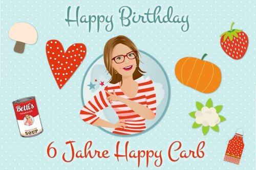 6 Jahre Happy Carb und noch nicht fertig