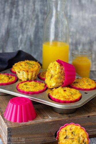 Quinoa Egg Muffins
