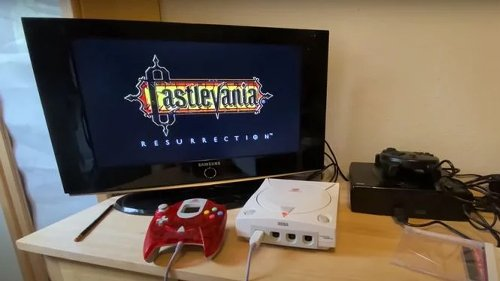 Never Released Castlevania Resurrection Demo Found On Auction | Happy Gamer