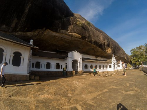 Dambulla, Sri Lanka: histórias que deixaram legado nas cavernas