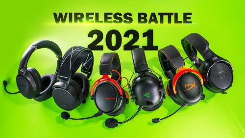 Wireless Gaming Headset Roundup – The Best in 2021