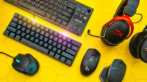 My FAVORITE Peripherals for Gaming & Productivity