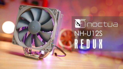 ANOTHER Noctua Win – NH-U12S REDUX CPU Cooler Review