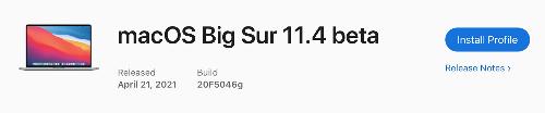 Apple Releases Beta Version of macOS 11.4 w/ AMD Radeon RX 6000 GPU (RDNA 2) Support