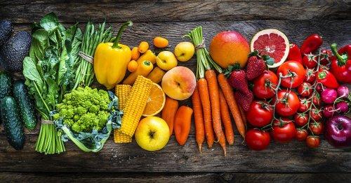 Mit Farben Fasten? Was hinter der Diät steckt und wie man dadurch abnehmen kann